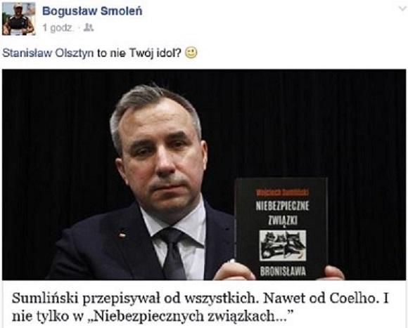 Wojciech Sumliński to plagiator! Ku Prawdzie na tropie!