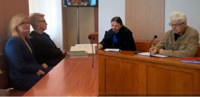 Iwona Arent kontra Adam Socha. Relacja z procesu. Wyrok jeszcze dzisiaj!