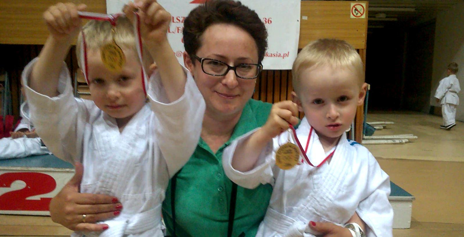 Myślę, że załapią bakcyla. Jestem z nich bardzo dumna! Ania z Olsztyna