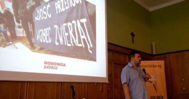 Obrońcy zwierząt i ekolodzy to nowe wcielenie bolszewizmu! Piotr Lisiecki