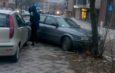 Blokada przejścia przy ul. Kościuszki w Olsztynie!