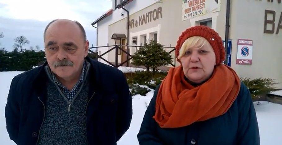 Smród zabił Dom Weselny! Bożena i Grzegorz Morawscy z Bezled