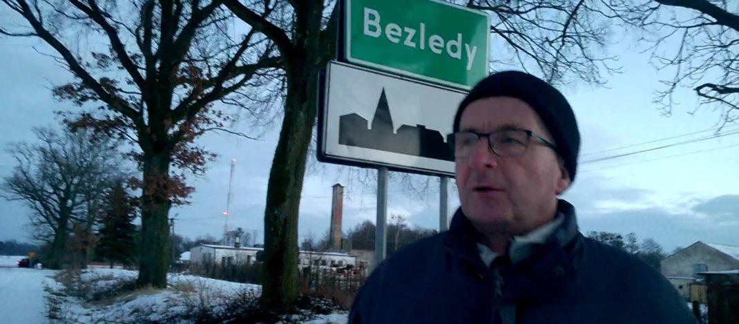 Jest jeden problem: smród! Wiesław Błachnio — Sołtys Bezled