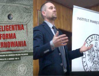 Wojskowy obóz specjalny w Chełmnie. Dr Marek Szymaniak